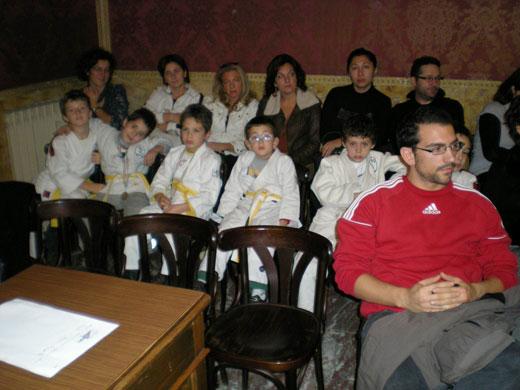 bambini del judo