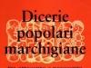 Dicerie popolari marchigiane
