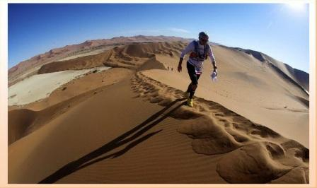 100 km namib desert