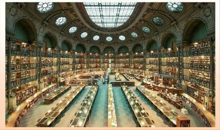 Bibliothèque-Nationale-De-France-Paris-France