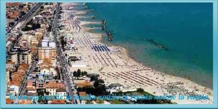 Civitanova spiaggia e mare