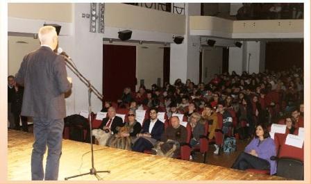 Franco perlasca incontra gli studenti di macerata