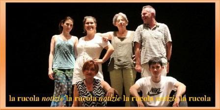 Gli allievi attori Minimo Teatro