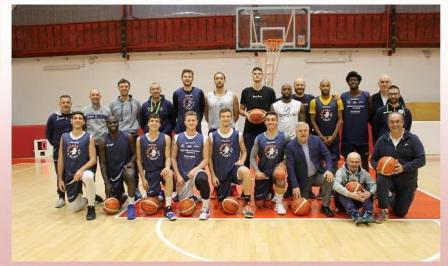 Inaugurazione campo basket