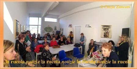 La presentazione dei corsi dell'Uteam della sede di Camerino