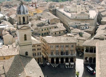 Macerata centro storico