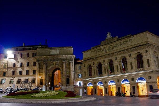 Piazza Nazario Sauro Foto Valentino Paoletti