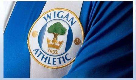 Wigan athletic stemma