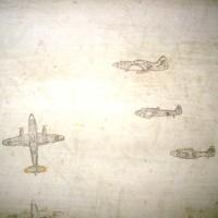 abbadia-di-fiastra-disegno-aerei-stanza-internati