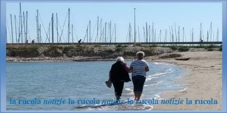 anziani pars al mare