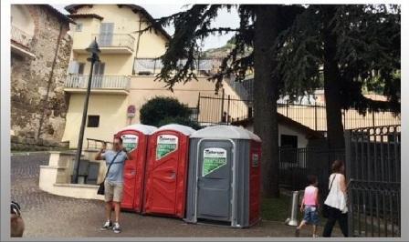 bagno mobile