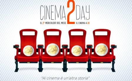cinema a 2 euro