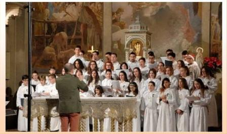 coro pueri cantores