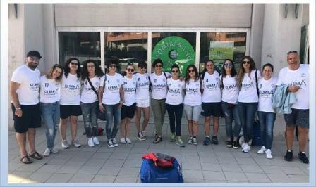 cus macerata squadra femminile promossa in A2