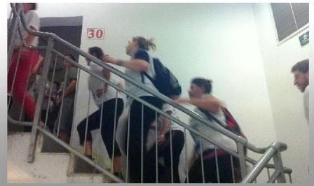 dimagrire sulle scale