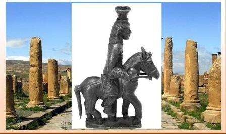 emperor statuette