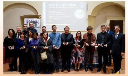 foto di gruppo premio hubbard