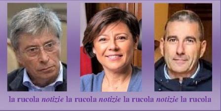 i tre commissari straordinari