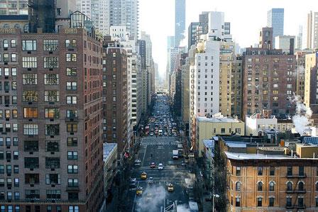 la grande città