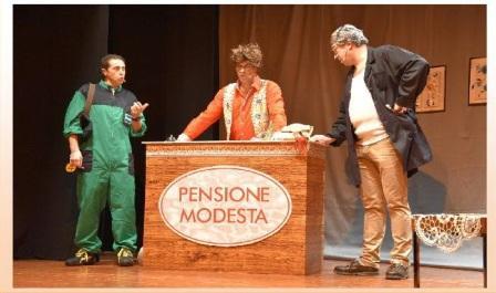 la pensione modesta DDMM