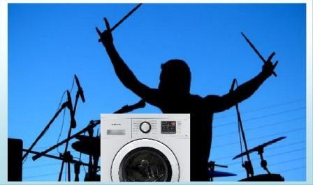 lavatrice musicale