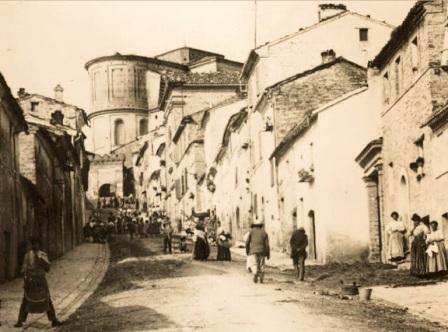 le fòsse o borgo san giuliano