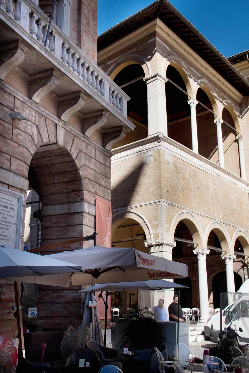 LOGGIA DEI MERCANTI | Associazione culturale La Rucola