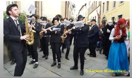lucca comics street band treia 1 ph l.montecchiesi