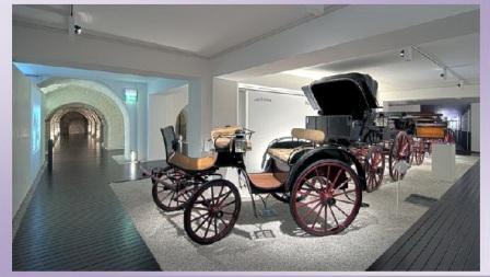 macerata museo della carrozza