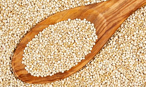 p 14 quinoa