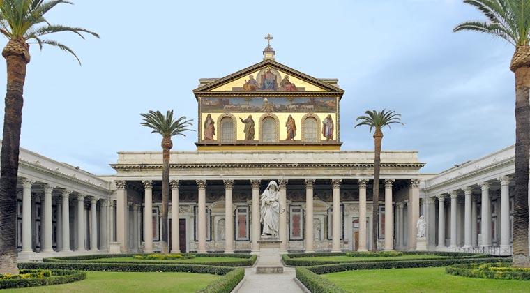 p 20 basilica s.paolo
