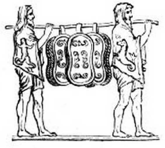 sacerdoti-salii-custodi degli -ancili sacri