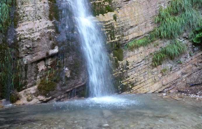 p 26 la cascata