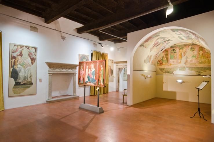 p 8 affreschi
