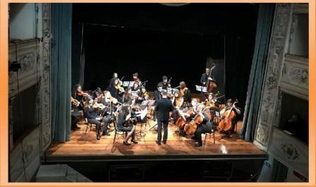 p.picena orchestra giovanile d'archi di fermo