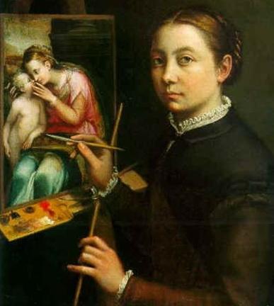 Artemisia Gentileschi 1