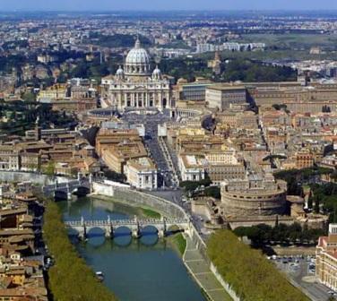 panoramica di roma 1