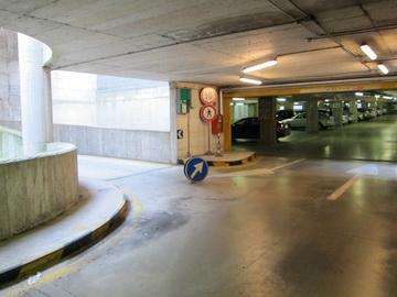 -parksi-no-entry piano chiuso