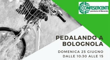 pedalando a bolognola 1