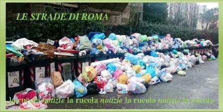 rifiuti a roma ph farodiroma.it