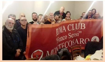 roma club cena di natale