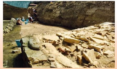 scavi archeologici la cuma