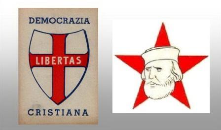 simboli partiti 1948