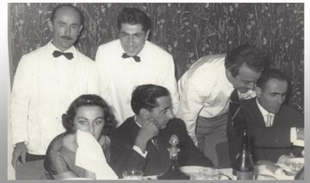 stanislao Fausto Coppi e la dama bianca