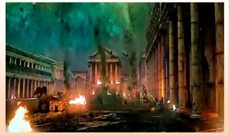 terremoto antica roma