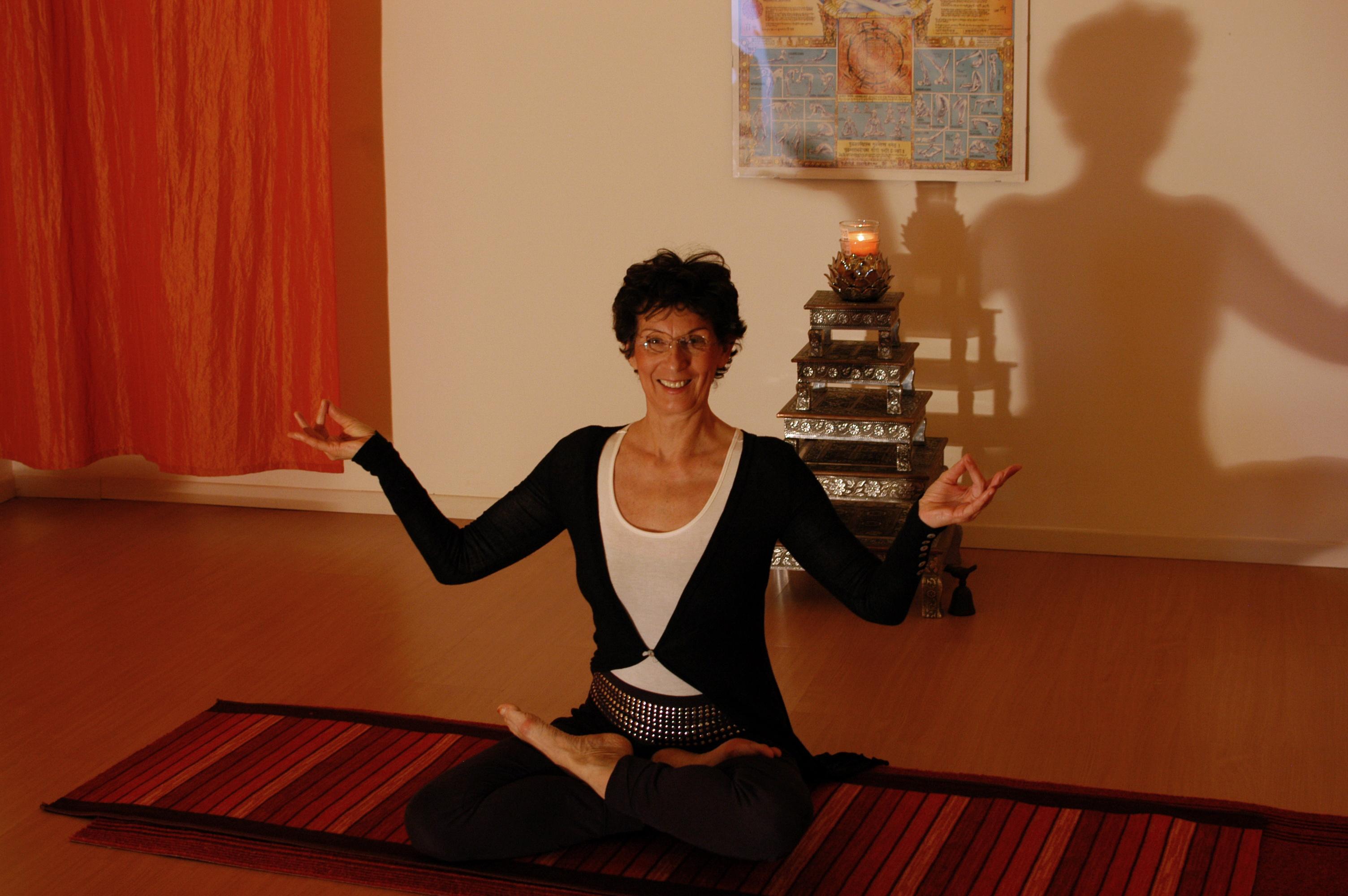 yogini sonia voicu